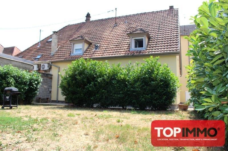 Sale house / villa Neuf brisach 257000€ - Picture 6