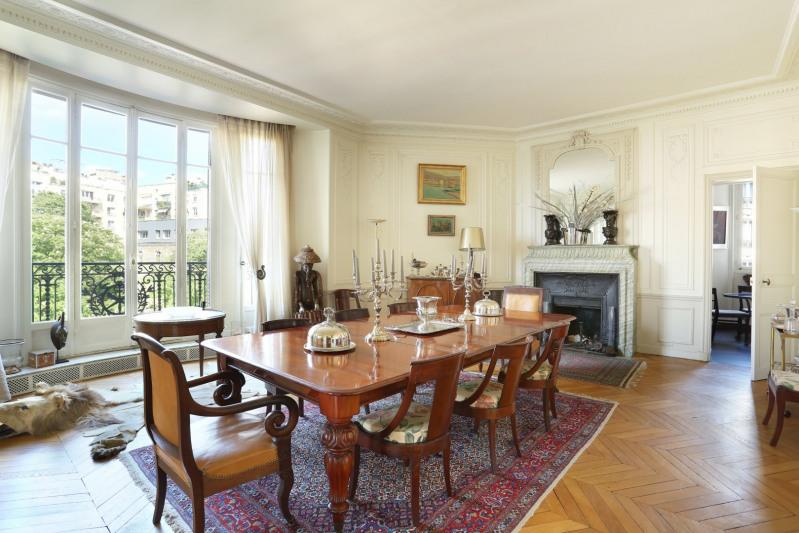 Verkoop van prestige  appartement Paris 16ème 3300000€ - Foto 3