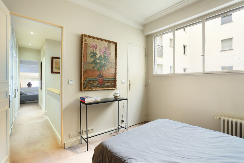 Revenda residencial de prestígio apartamento Paris 16ème 1990000€ - Fotografia 11