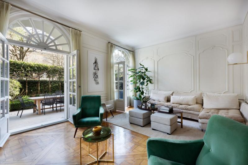 Vente de prestige appartement Paris 16ème 2295000€ - Photo 2