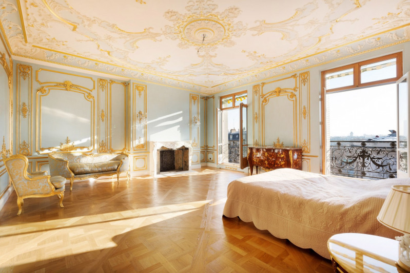 Revenda residencial de prestígio apartamento Paris 16ème 8400000€ - Fotografia 6
