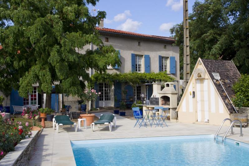 Vente maison / villa Saïx 580000€ - Photo 3