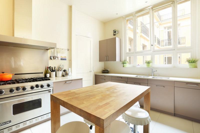 Vente de prestige appartement Paris 16ème 2750000€ - Photo 8
