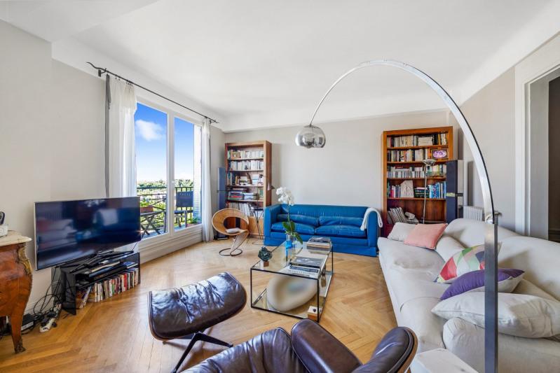 Deluxe sale apartment Boulogne-billancourt 1910000€ - Picture 2