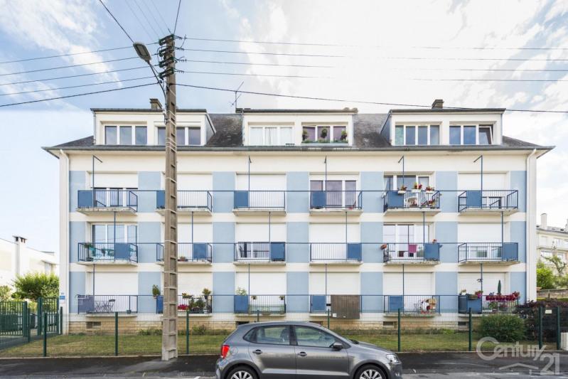 Revenda apartamento Caen 51500€ - Fotografia 1