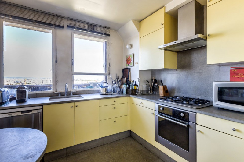Deluxe sale apartment Paris 18ème 2 047 500€ - Picture 5