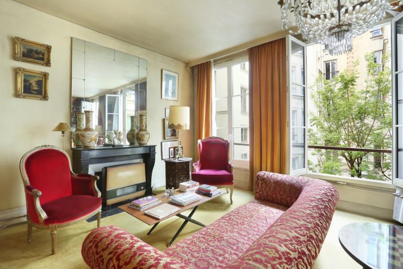 Vente de prestige appartement Paris 1er 1525000€ - Photo 3