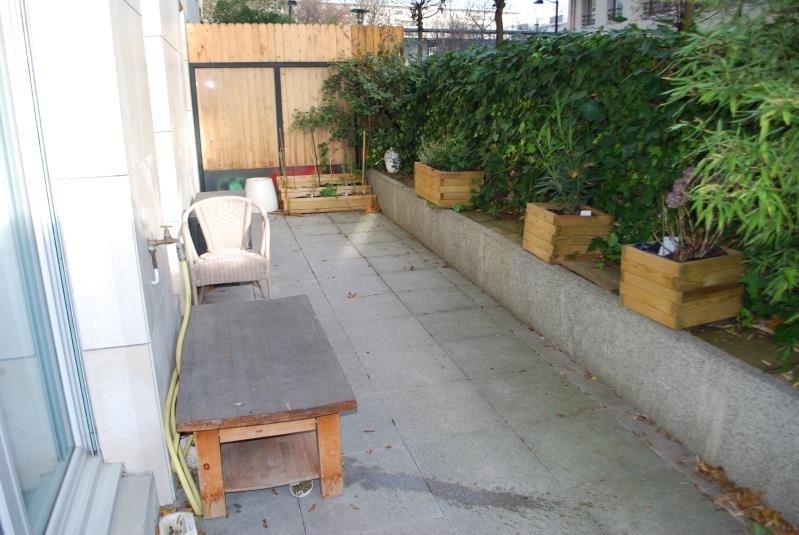 Sale apartment Paris 19ème 489000€ - Picture 1