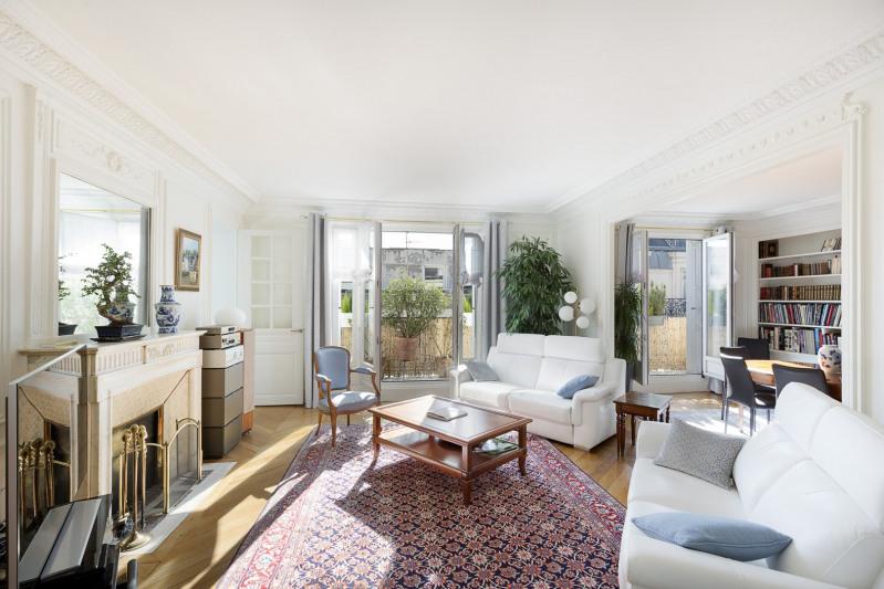 Venta de prestigio  apartamento Paris 16ème 2235000€ - Fotografía 1