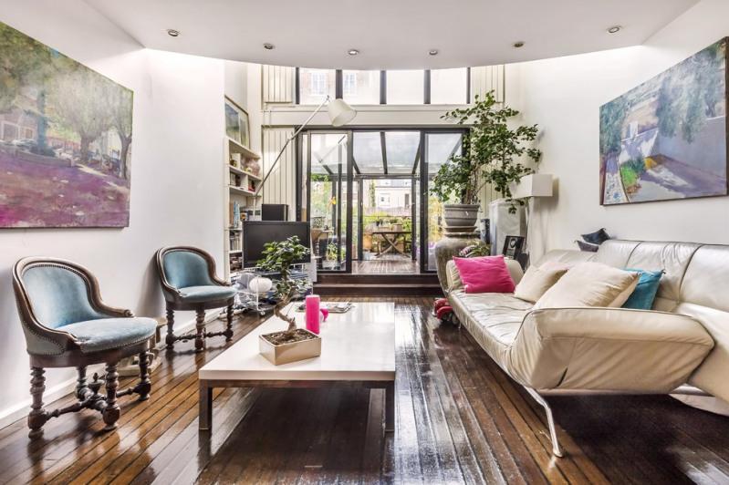Deluxe sale apartment Paris 18ème 1750000€ - Picture 8