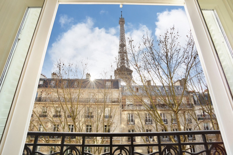 Vente de prestige appartement Paris 7ème 4 980 000€ - Photo 1