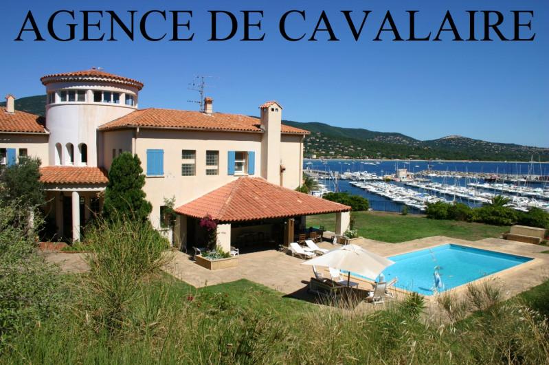 Villa T 11 à Cavalaire à quelques pas du port & centre ville