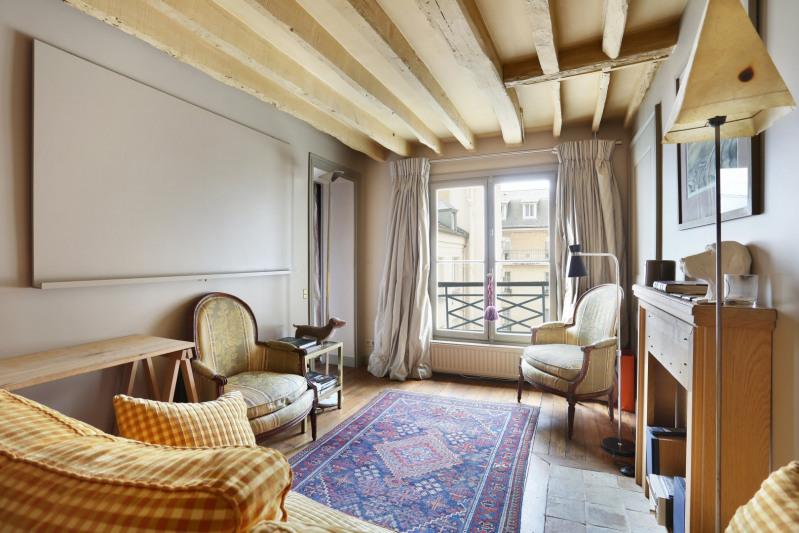 Deluxe sale apartment Paris 7ème 630000€ - Picture 10
