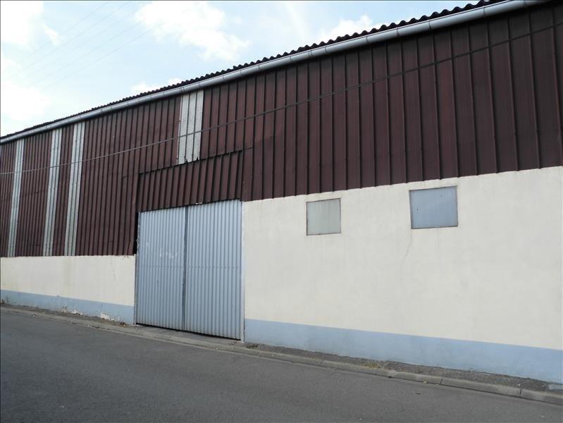 Sale parking spaces Verquigneul 85500€ - Picture 1