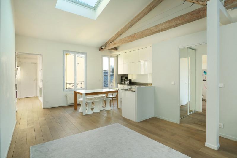 Verkoop van prestige  appartement Paris 11ème 990000€ - Foto 2