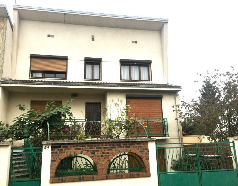 Sale house / villa Clamart 780 000€ - Picture 1