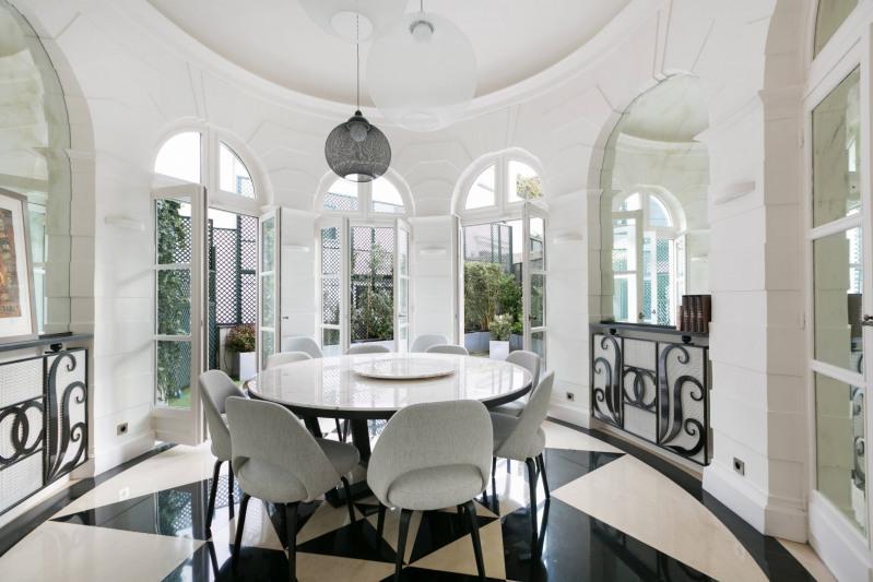 Revenda residencial de prestígio palacete Boulogne-billancourt 3800000€ - Fotografia 3