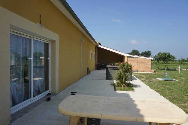 Sale house / villa St andre de cubzac 332800€ - Picture 11