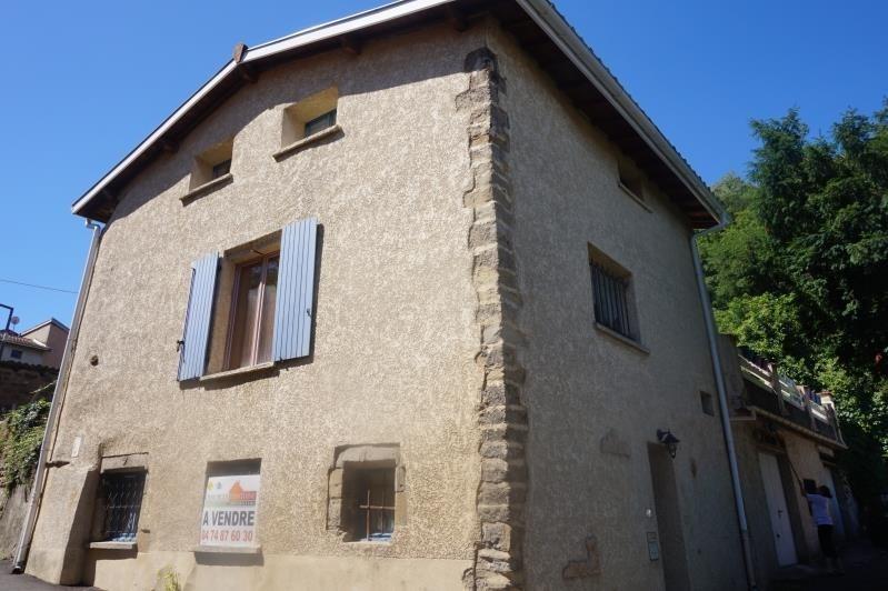 Verkauf haus Auberives sur vareze 185000€ - Fotografie 1