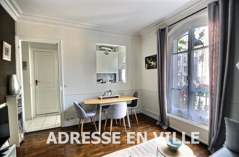 Vendita appartamento Levallois perret 312000€ - Fotografia 3