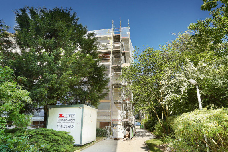 Deluxe sale apartment Neuilly-sur-seine 1350000€ - Picture 13