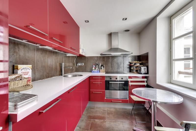 Vente de prestige appartement Paris 3ème 1270000€ - Photo 10