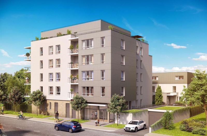 Programme neuf Grenoble - La Villa du Verderet