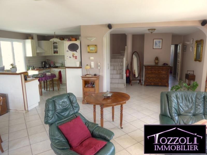 Vente maison / villa Villemoirieu 332000€ - Photo 4