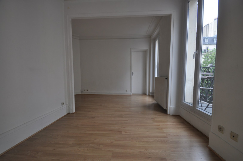 Vente appartement Paris 17ème 530000€ - Photo 2