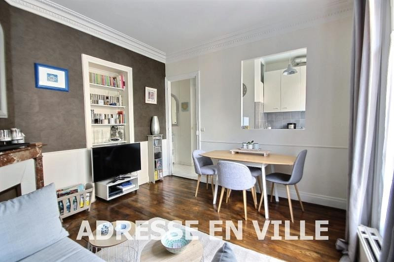 Vendita appartamento Levallois perret 312000€ - Fotografia 2