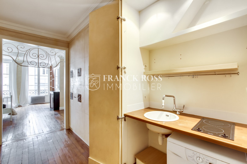 Vente appartement Paris 8ème 420 000€ - Photo 6