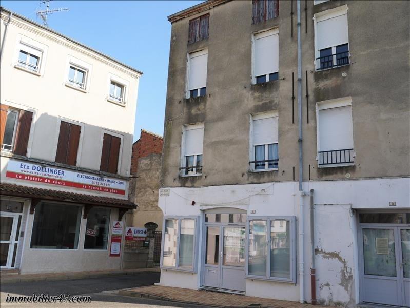 Sale building Castelmoron sur lot 58800€ - Picture 1