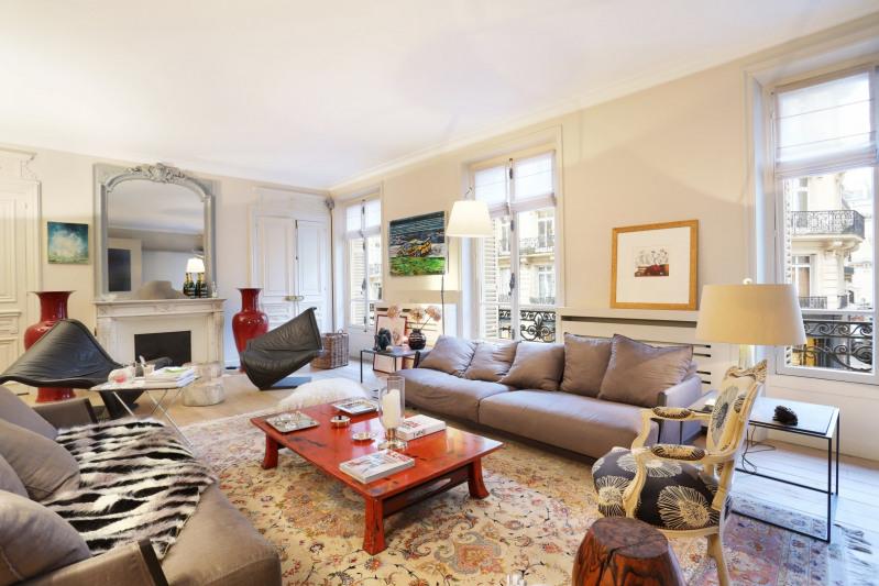 Vente de prestige appartement Paris 8ème 2650000€ - Photo 1