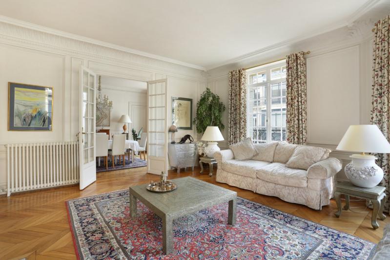 Vente de prestige appartement Paris 8ème 2625000€ - Photo 4