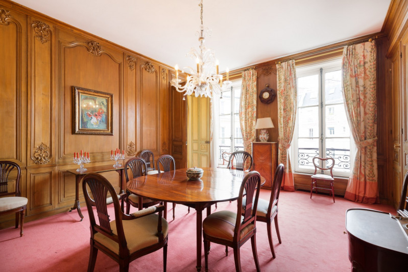 Deluxe sale apartment Paris 16ème 2 960 000€ - Picture 11