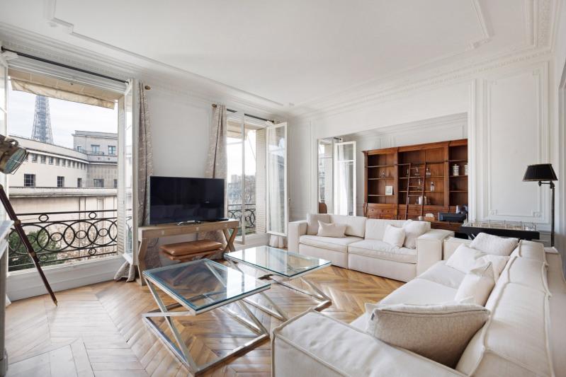 Vente de prestige appartement Paris 16ème 3700000€ - Photo 2