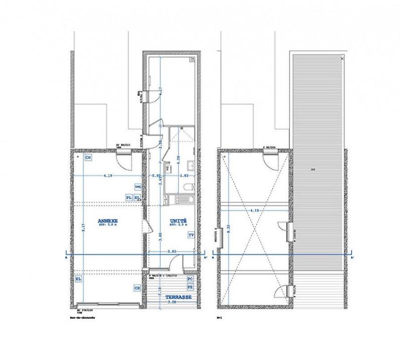 Produit d'investissement maison / villa Vaux sur mer 219000€ - Photo 4