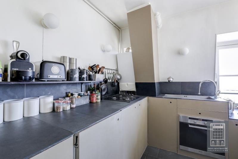 Sale apartment Paris 18ème 650000€ - Picture 7