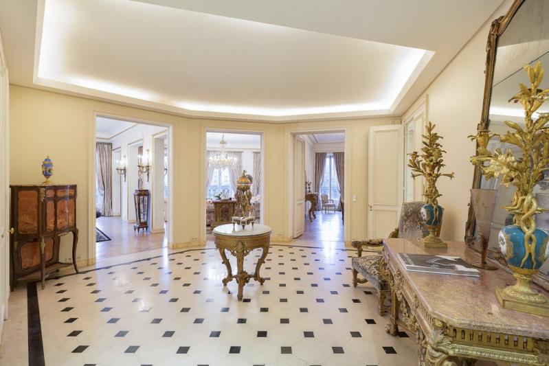 Deluxe sale apartment Paris 16ème 7350000€ - Picture 2