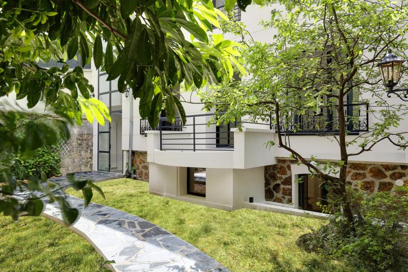 Revenda residencial de prestígio casa Paris 16ème 3000000€ - Fotografia 2