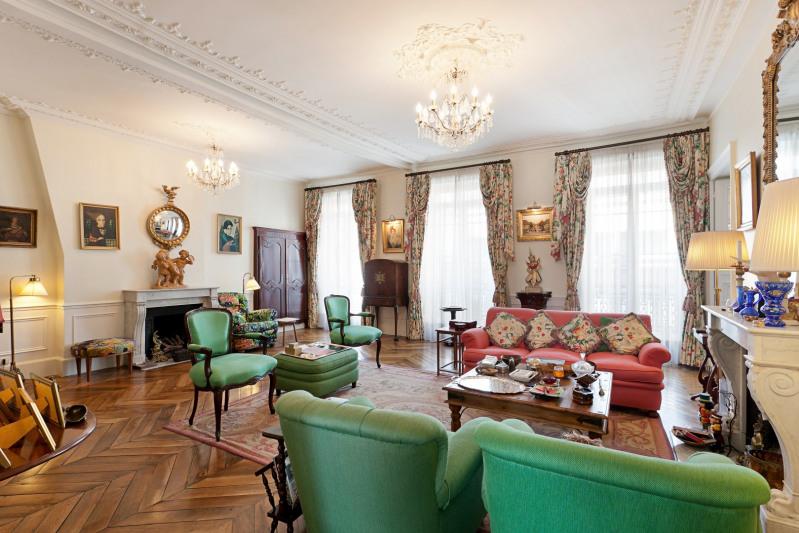 Verkauf von luxusobjekt wohnung Paris 8ème 1950000€ - Fotografie 1