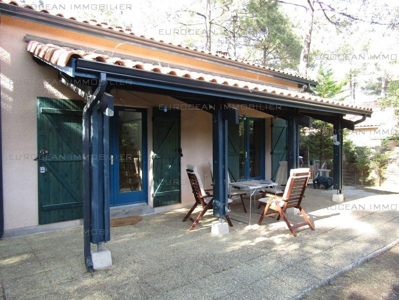 Alquiler vacaciones  casa Lacanau ocean 341€ - Fotografía 3