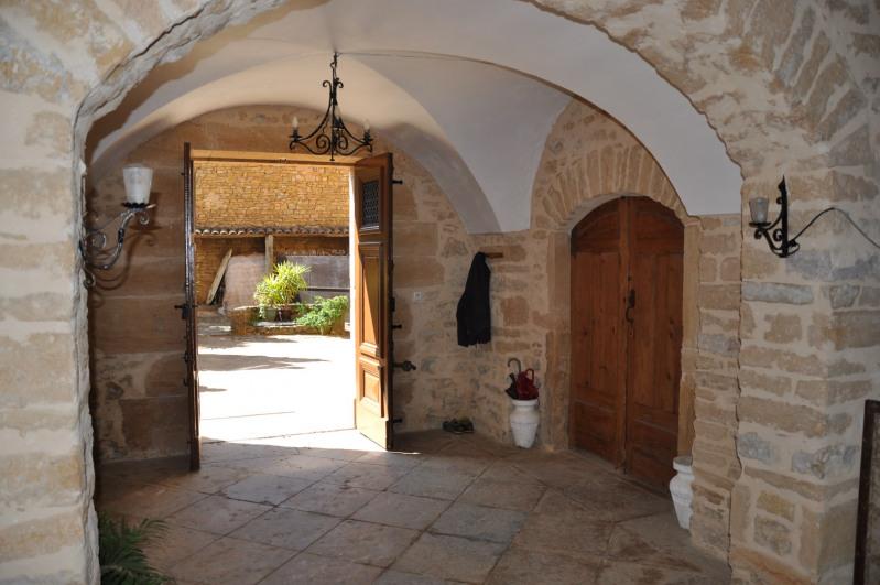 Vente maison / villa Liergues 465000€ - Photo 11