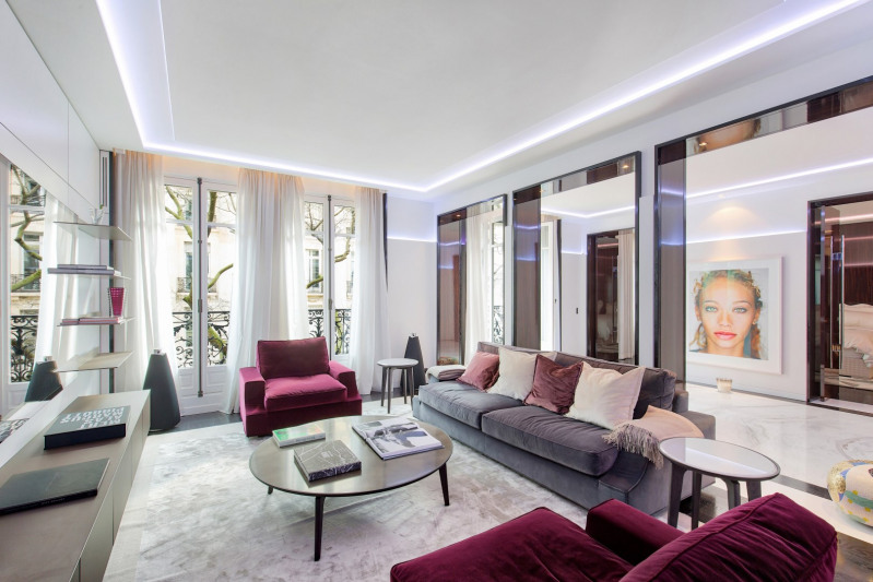 Vente de prestige appartement Paris 16ème 3 400 000€ - Photo 1