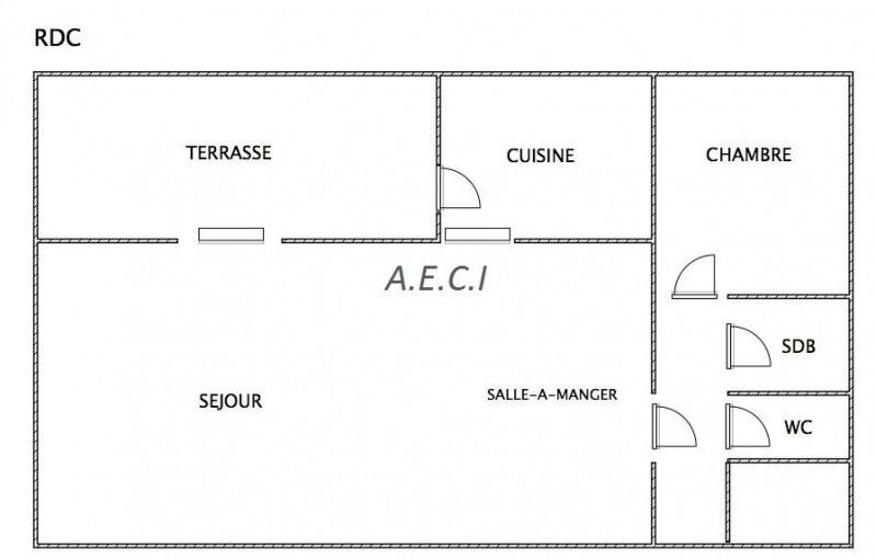 Sale apartment Asnières-sur-seine 645000€ - Picture 12