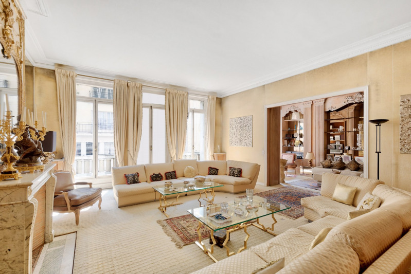 Revenda residencial de prestígio apartamento Paris 16ème 3990000€ - Fotografia 3