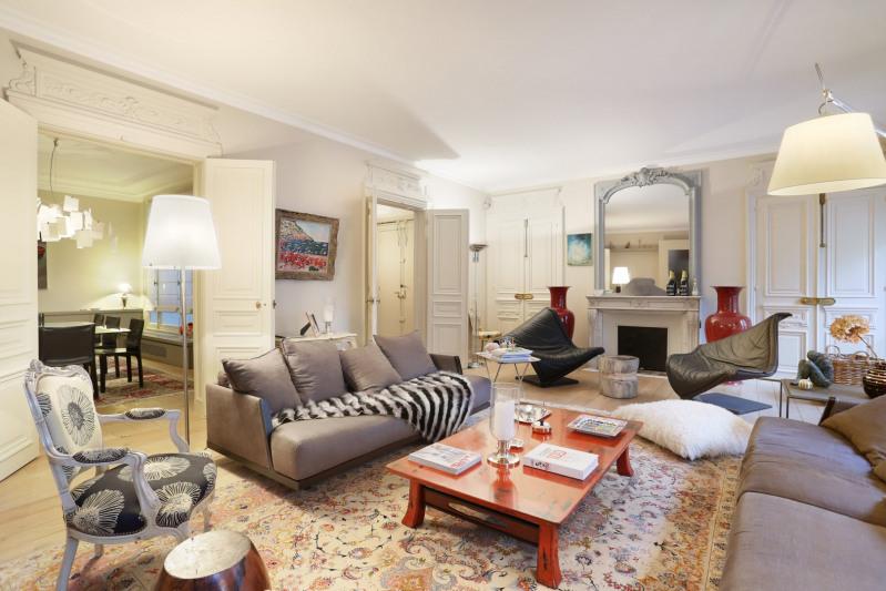 Vente de prestige appartement Paris 8ème 2650000€ - Photo 3