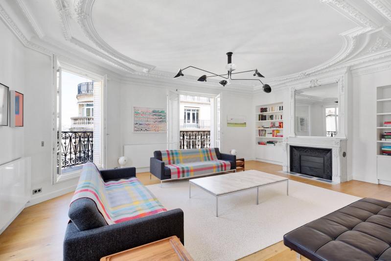 Vente de prestige appartement Paris 8ème 3690000€ - Photo 4