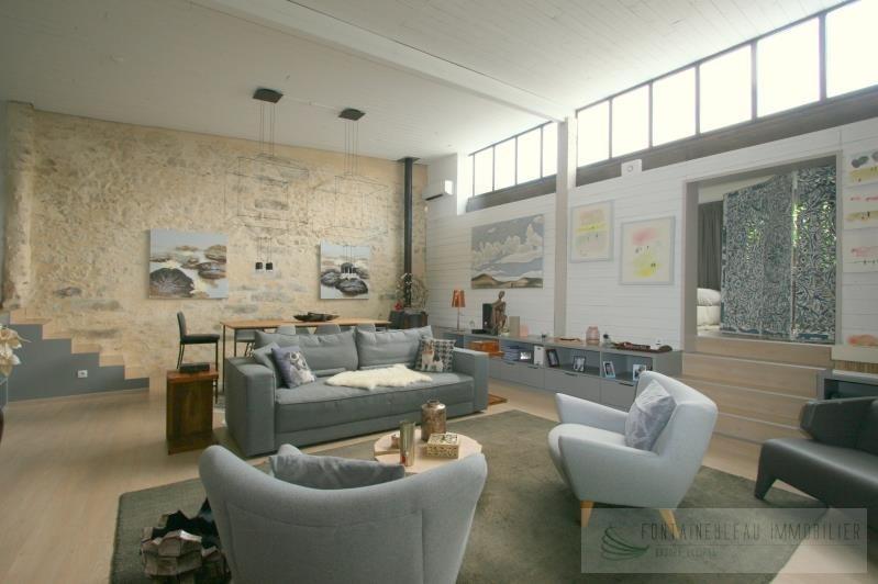 Sale loft/workshop/open plan Thomery 314000€ - Picture 1