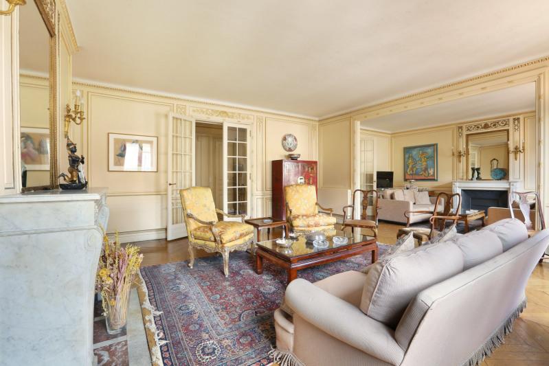 Revenda residencial de prestígio apartamento Paris 16ème 2650000€ - Fotografia 5